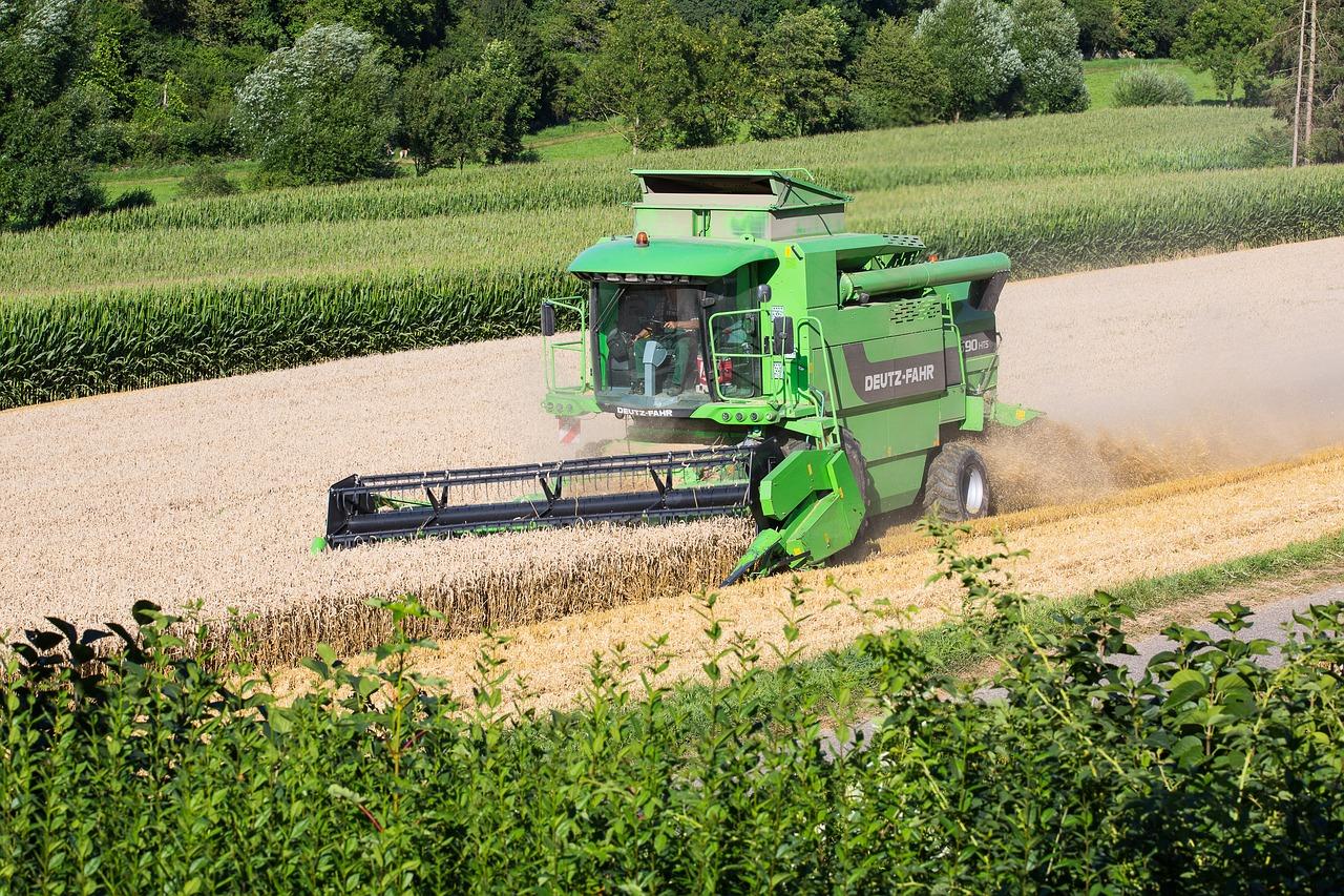 Remont maszyn i urządzeń rolniczych